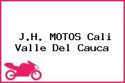 J.H. MOTOS Cali Valle Del Cauca