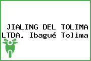 JIALING DEL TOLIMA LTDA. Ibagué Tolima