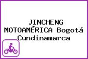 JINCHENG MOTOAMÉRICA Bogotá Cundinamarca
