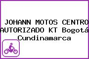 JOHANN MOTOS CENTRO AUTORIZADO KT Bogotá Cundinamarca