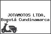JOTAMOTOS LTDA. Bogotá Cundinamarca