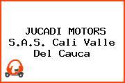 JUCADI MOTORS S.A.S. Cali Valle Del Cauca