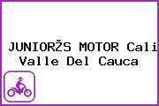 JUNIOR®S MOTOR Cali Valle Del Cauca