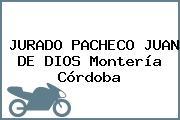 JURADO PACHECO JUAN DE DIOS Montería Córdoba