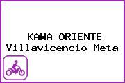 Kawa Oriente Villavicencio Meta
