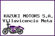KAZUKI MOTORS S.A. Villavicencio Meta