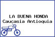 LA BUENA HONDA Caucasia Antioquia