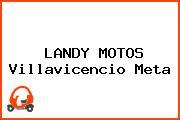 LANDY MOTOS Villavicencio Meta
