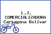 L.J. COMERCIALIZADORA Cartagena Bolívar