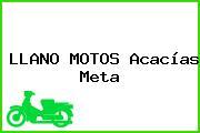 LLANO MOTOS Acacías Meta