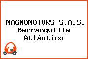MAGNOMOTORS S.A.S. Barranquilla Atlántico