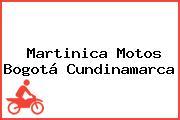 Martinica Motos Bogotá Cundinamarca