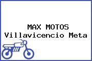 Max Motos Villavicencio Meta