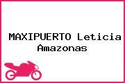 MAXIPUERTO Leticia Amazonas