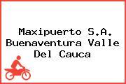 Maxipuerto S.A. Buenaventura Valle Del Cauca