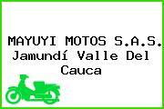 MAYUYI MOTOS S.A.S. Jamundí Valle Del Cauca
