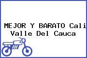 MEJOR Y BARATO Cali Valle Del Cauca