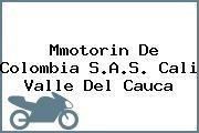 Mmotorin De Colombia S.A.S. Cali Valle Del Cauca