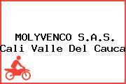 MOLYVENCO S.A.S. Cali Valle Del Cauca