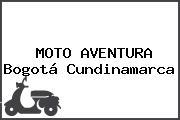MOTO AVENTURA Bogotá Cundinamarca