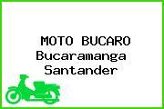 MOTO BUCARO Bucaramanga Santander