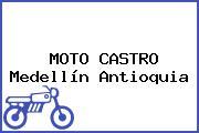 MOTO CASTRO Medellín Antioquia