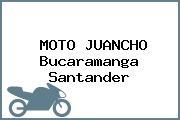 MOTO JUANCHO Bucaramanga Santander