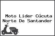 Moto Lider Cúcuta Norte De Santander