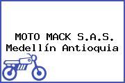 MOTO MACK S.A.S. Medellín Antioquia