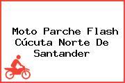Moto Parche Flash Cúcuta Norte De Santander