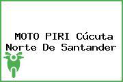 MOTO PIRI Cúcuta Norte De Santander