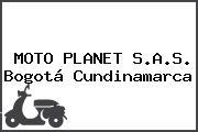 MOTO PLANET S.A.S. Bogotá Cundinamarca