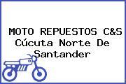 MOTO REPUESTOS C&S Cúcuta Norte De Santander