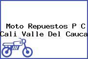 Moto Repuestos P C Cali Valle Del Cauca