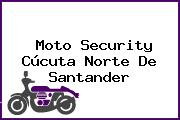 Moto Security Cúcuta Norte De Santander