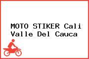MOTO STIKER Cali Valle Del Cauca