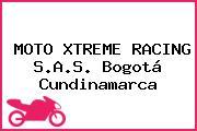 MOTO XTREME RACING S.A.S. Bogotá Cundinamarca