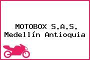 MOTOBOX S.A.S. Medellín Antioquia