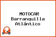 MOTOCAR Barranquilla Atlántico