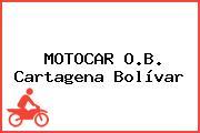 MOTOCAR O.B. Cartagena Bolívar