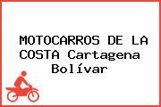 MOTOCARROS DE LA COSTA Cartagena Bolívar