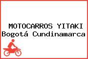 MOTOCARROS YITAKI Bogotá Cundinamarca
