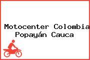 Motocenter Colombia Popayán Cauca