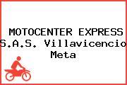 MOTOCENTER EXPRESS S.A.S. Villavicencio Meta
