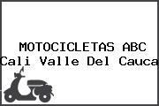 MOTOCICLETAS ABC Cali Valle Del Cauca