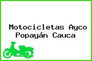 Motocicletas Ayco Popayán Cauca