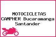 MOTOCICLETAS CAMPHER Bucaramanga Santander
