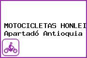 MOTOCICLETAS HONLEI Apartadó Antioquia