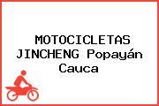 MOTOCICLETAS JINCHENG Popayán Cauca
