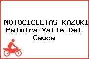MOTOCICLETAS KAZUKI Palmira Valle Del Cauca